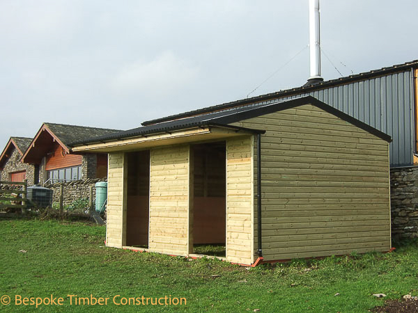 Bespoke Timber Construction Welcome